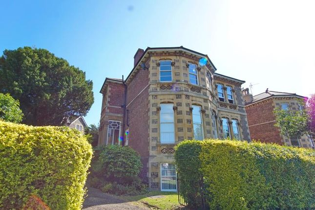 Thumbnail Maisonette to rent in Julian Road, Sneyd Park, Bristol