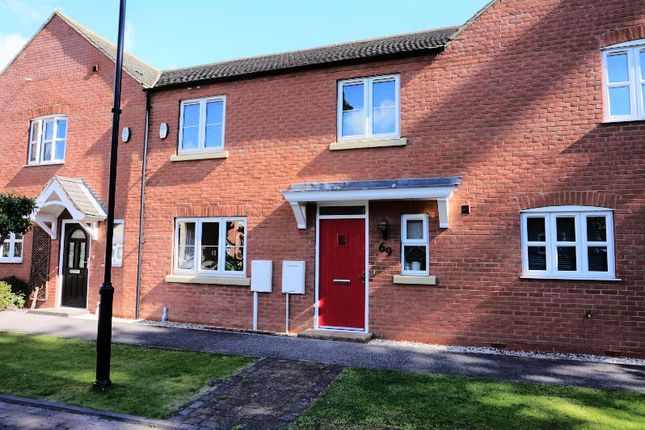 Thumbnail Terraced house for sale in Peterson Drive, New Waltham