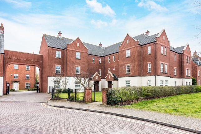 Thumbnail Flat for sale in Kemberton House, Deykin Road, Lichfield, Staffordshire