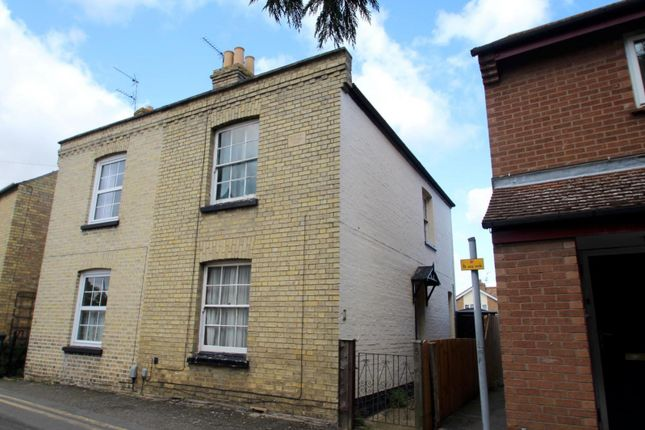 Thumbnail Semi-detached house to rent in St. Anns Lane, Godmanchester, Huntingdon