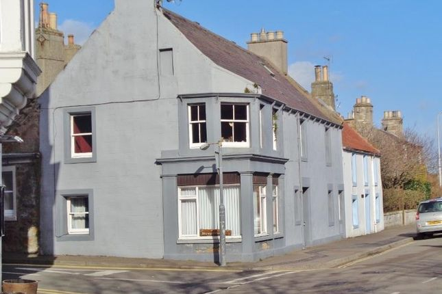 Thumbnail End terrace house for sale in High Street, Elie, Leven
