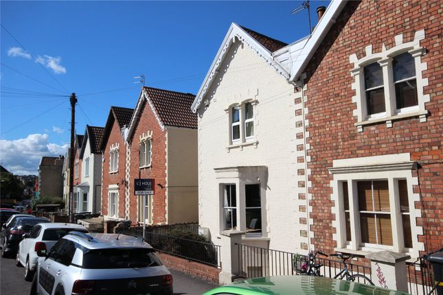 Thumbnail End terrace house for sale in North Road, St. Andrews, Bristol