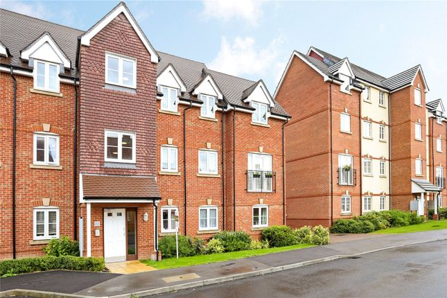 Thumbnail Flat for sale in Garstons Way, Holybourne, Alton, Hampshire