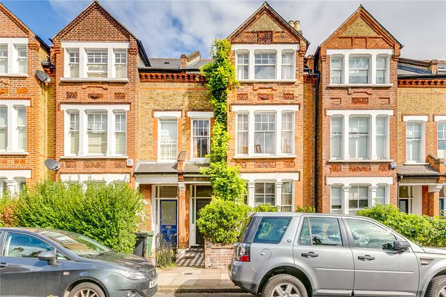 Front Exterior of Cautley Avenue, London SW4