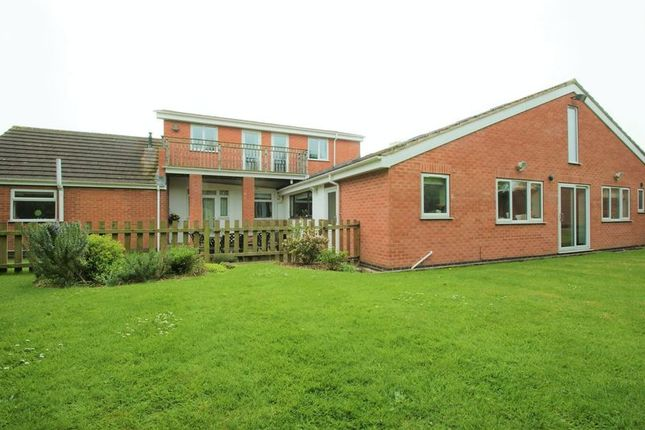 Thumbnail Detached house for sale in Papplewick Lane, Hucknall, Nottingham