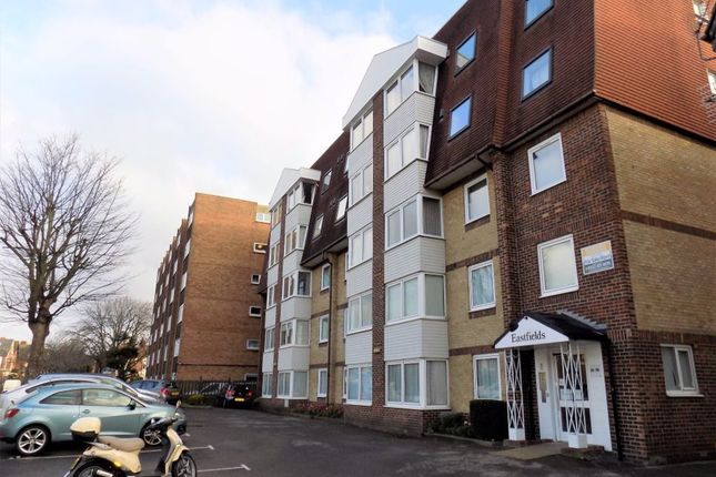 Thumbnail Flat to rent in Eastfields, Victoria Road South, Southsea