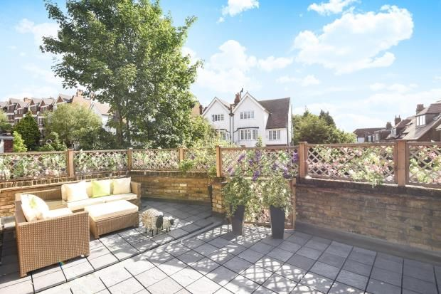 Thumbnail Flat for sale in Fawley Road, West Hampstead, London
