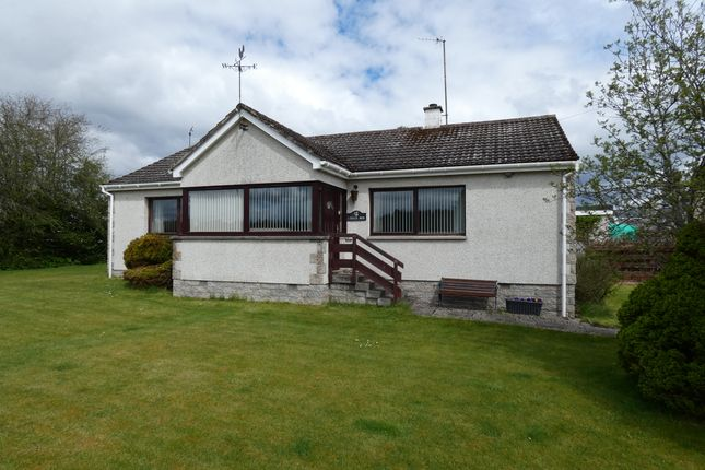 3 bed bungalow for sale in Kirk Road, Cromdale PH26