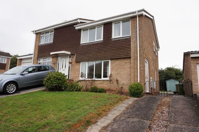 Thumbnail Semi-detached house to rent in Hurstmead Drive, Stafford