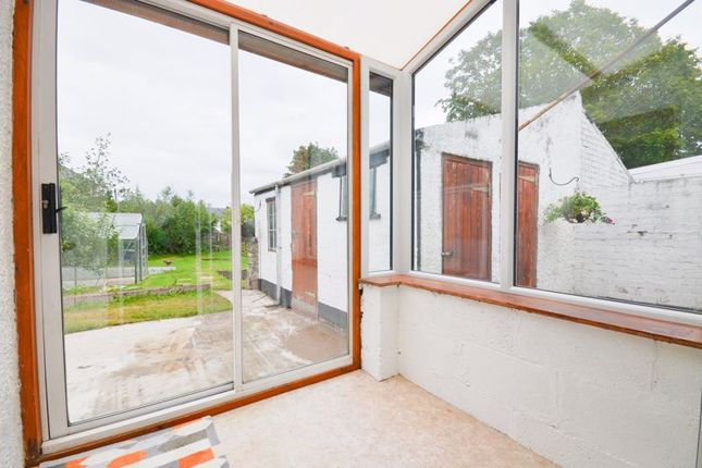 Rear Porch of Ennerdale Road, Cleator Moor CA25