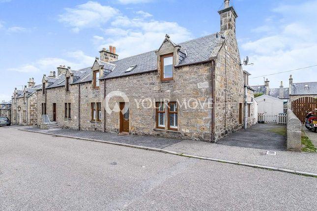 Thumbnail Semi-detached house for sale in Gordon Street, Hopeman, Elgin