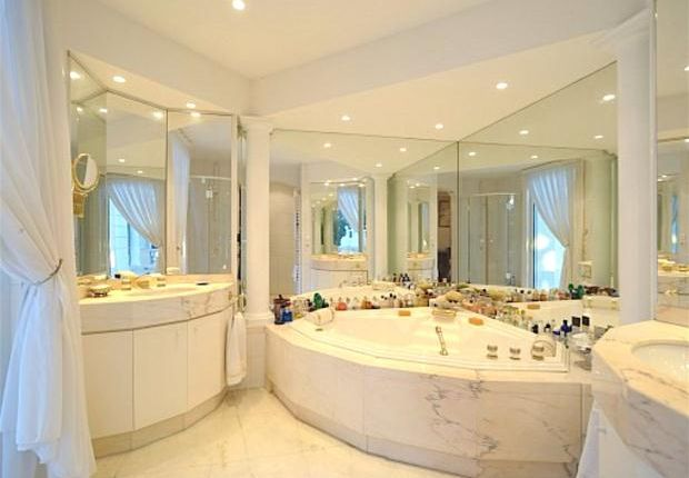 Bathroom of Cap D'ail, French Riviera, 06320
