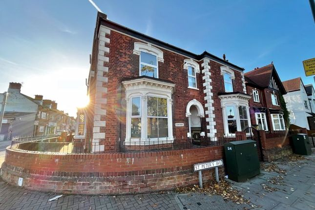 1 bed flat for sale in St. Peters Avenue, Cleethorpes DN35