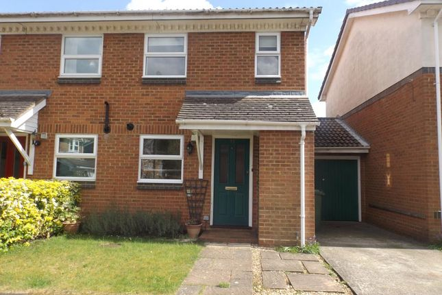 Thumbnail End terrace house to rent in Broomfields, Lightwater