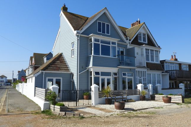 Thumbnail Semi-detached house for sale in The Promenade, Pevensey Bay