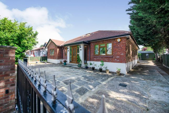 Thumbnail Detached bungalow for sale in Beechcroft Gardens, Wembley