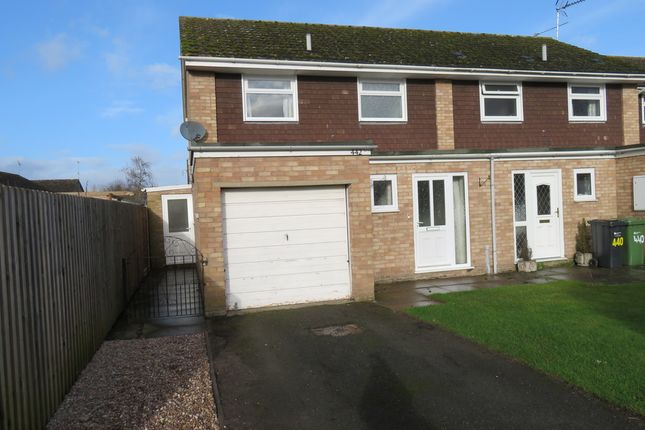 Thumbnail Semi-detached house to rent in Buckfield Road, Barons Cross, Leominster