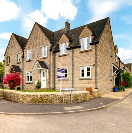 Thumbnail End terrace house to rent in The Pound, Pound Lane, Little Rissington, Cheltenham