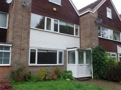 Thumbnail Terraced house for sale in Jacquard Close, Styvechale, Coventry
