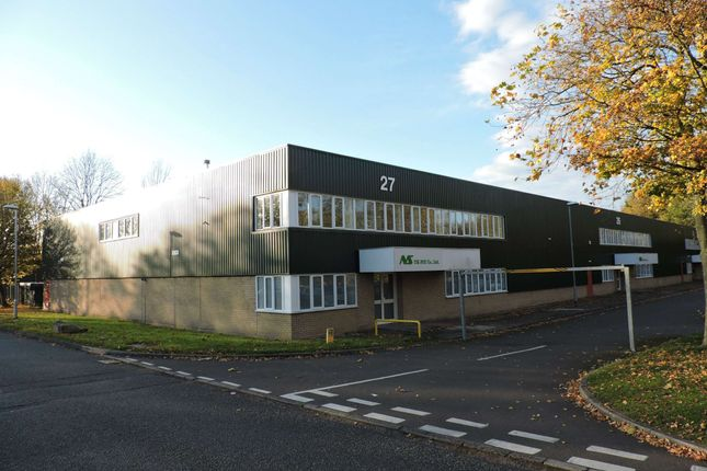 Thumbnail Commercial property to let in Walkers Road, Redditch, Worcs