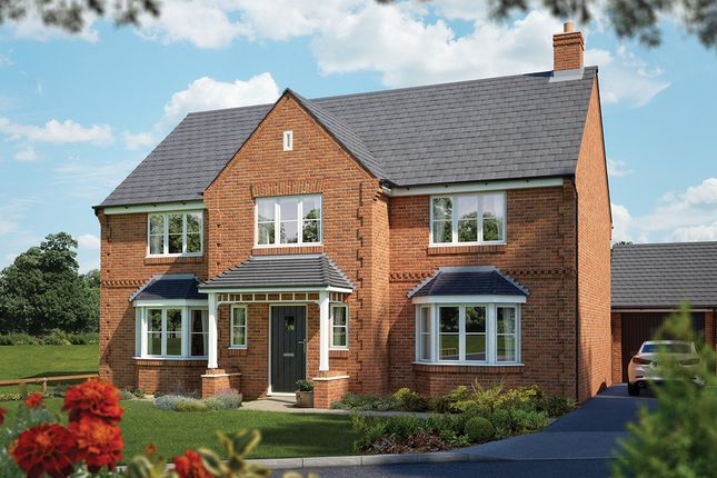 "Thumbnail Detached house for sale in ""The Truro"" at Brook Street, Aston Clinton, Aylesbury"