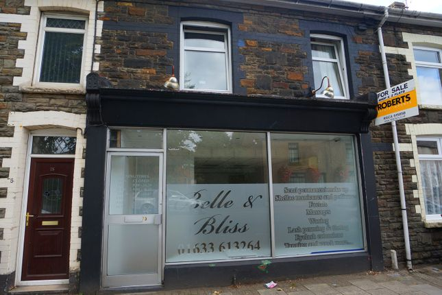 Thumbnail Terraced house for sale in Commercial Street, Risca, Newport