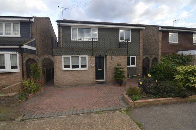 Thumbnail Detached house for sale in Coronation Avenue, East Tilbury, Essex