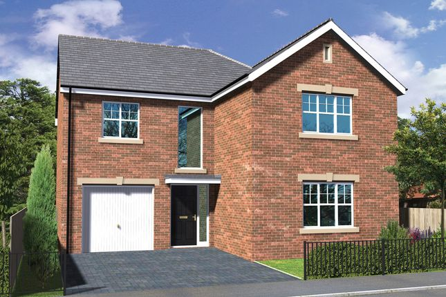 Thumbnail Detached house for sale in King Oswy Drive, Hartlepool