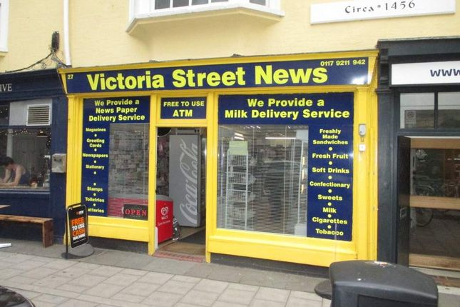 Retail premises for sale in Victoria Street, Redcliffe, Bristol