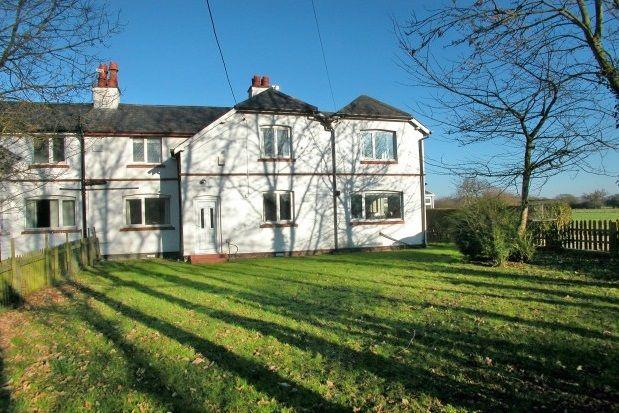 Thumbnail Semi-detached house to rent in Parkgate Road, Ledsham, Ellesmere Port