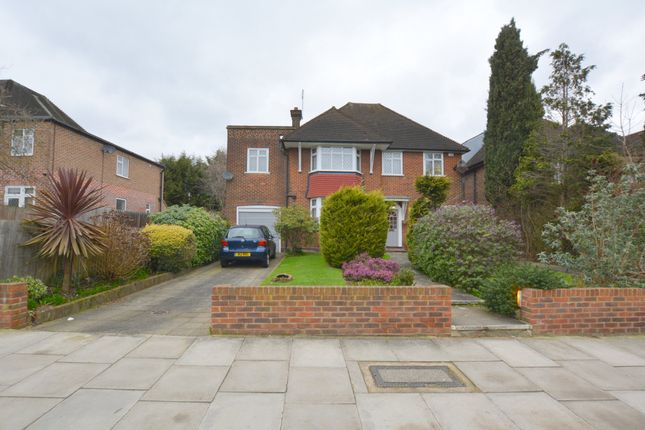Thumbnail Detached house to rent in Prothero Gardens, Hendon, London