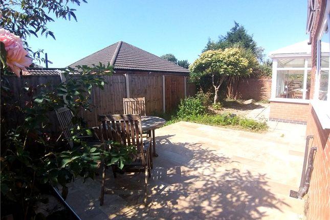 Rear Garden of Stewart Close, Spondon, Derby DE21