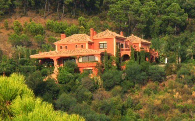 Villa for sale in 29679 Benahavís, Málaga, Spain