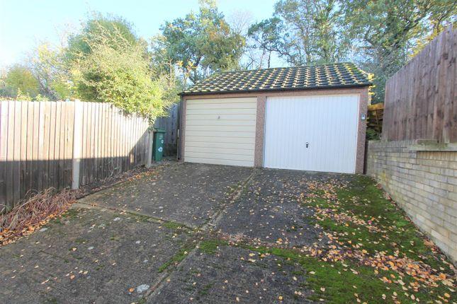 Garage of Rookwood Avenue, Wallington SM6