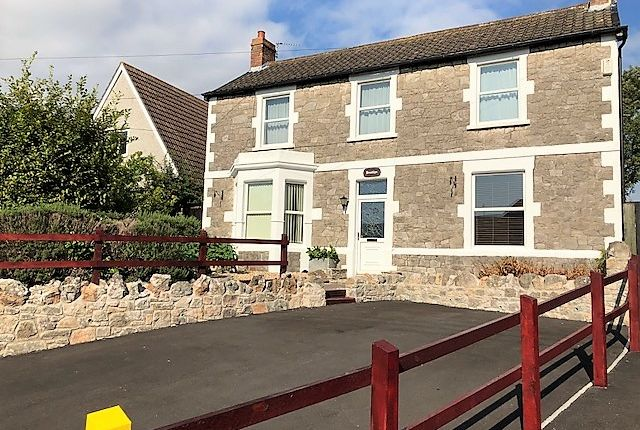 Thumbnail Detached house for sale in Lawrence Road, Worle, Weston-Super-Mare