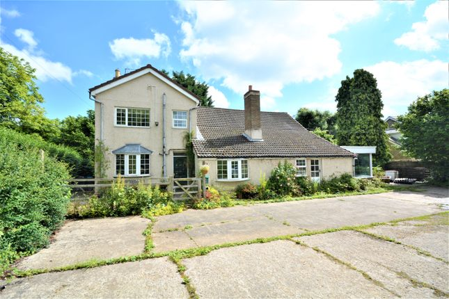 Thumbnail Detached house for sale in Hargill Lodge, 1A Hargill Road, Howden Le Wear, Crook, Durham