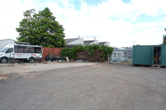 Thumbnail Land to let in Ffrwdgrech Industrial Estate, Brecon