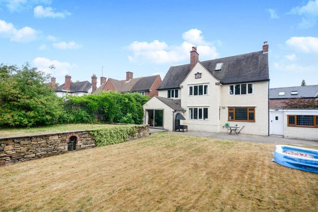 Thumbnail Detached house for sale in Ashgate Road, Chesterfield