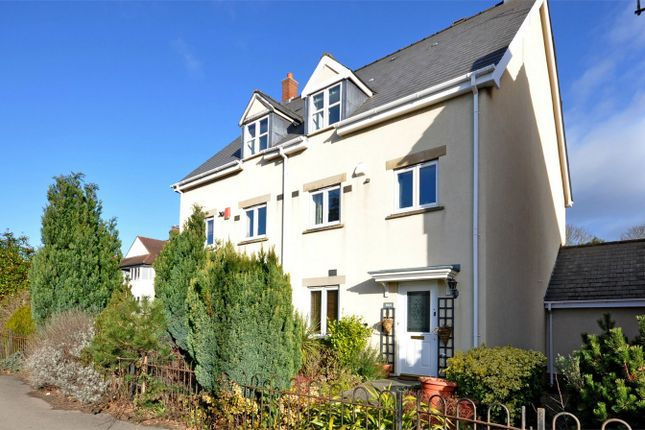 4 bed end terrace house for sale in Charlton Kings, Cheltenham, Gloucestershire