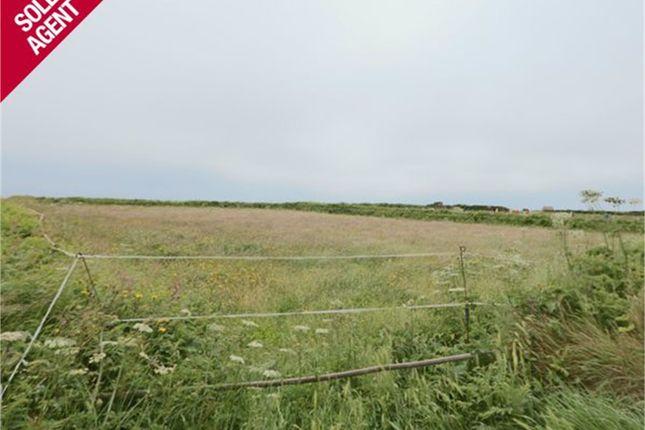 Thumbnail Land for sale in Route De Pleinmont, St. Pierre Du Bois, Guernsey