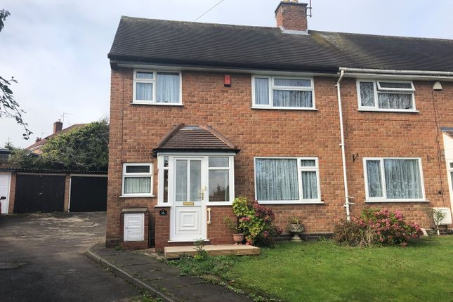 Thumbnail End terrace house for sale in Redditch Road, Kings Norton, Birmingham
