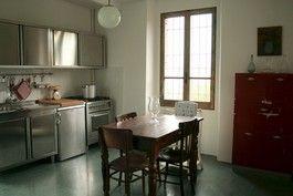 Kitchen  of 1, Casa Elvira - Santa Maria Della Versa, Italy