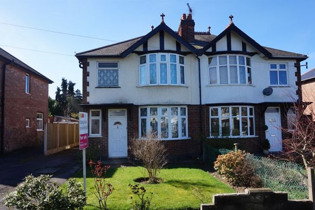 Thumbnail Semi-detached house for sale in Corden Avenue, Mickleover, Derby, Derbyshire