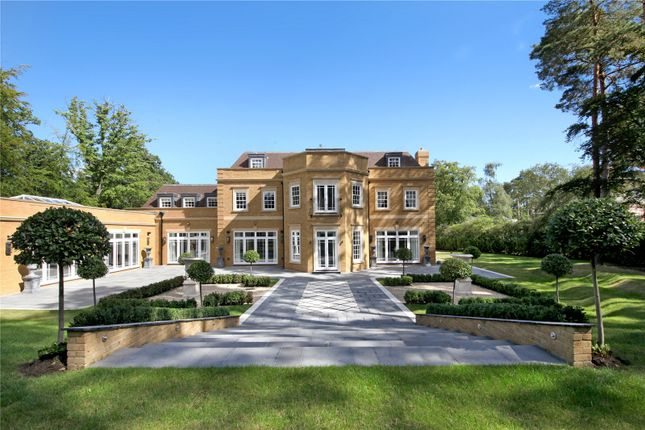 Detached house for sale in West Drive, Wentworth Estate, Berkshire