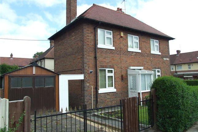 Front Elevation of Browning Street, Derby DE23