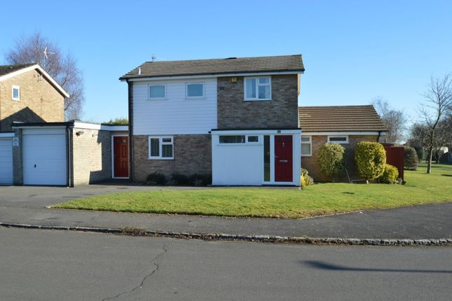 Thumbnail Detached house for sale in Manor View, Hazlemere, High Wycombe