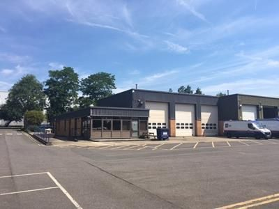 Thumbnail Light industrial for sale in Omega House, Enterprise Way, Thatcham, Berkshire