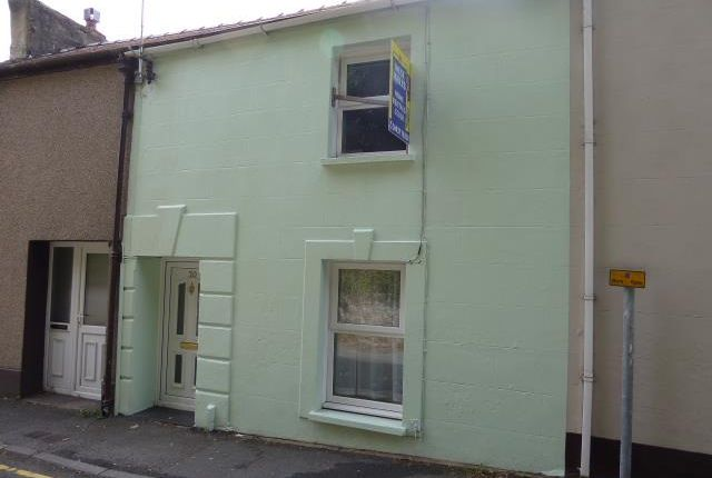 Thumbnail Terraced house to rent in North Crescent, Haverfordwest
