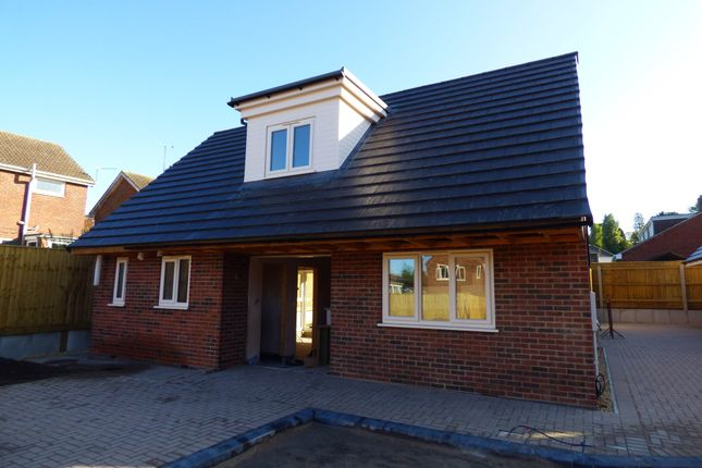 Thumbnail Detached house for sale in Millbrook, Hersey Road, Caistor