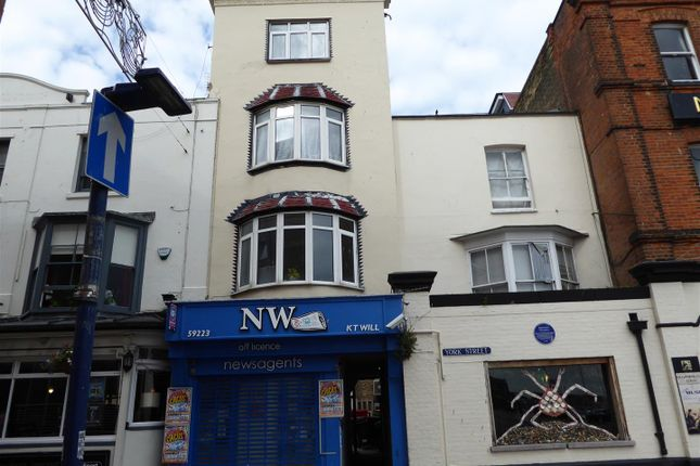 Thumbnail Property for sale in York Street, Ramsgate